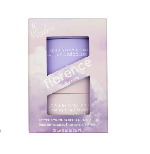 Florence By Mills -  Better Together Peel Off Mask Duo