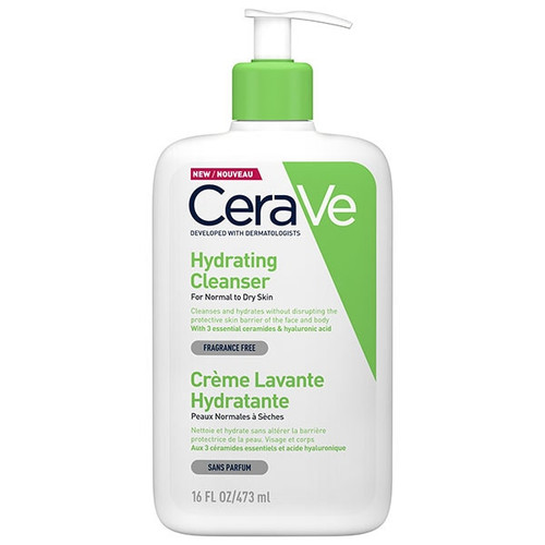 Cerave - Hydrating Cleanser Normal to Dry Skin (473ml)