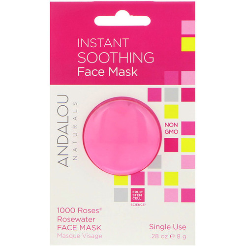 Andalou Naturals - Instant Face Mask