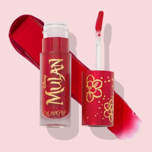 Colourpop - Disney Mulan - Lux Liquid Lip - Strong Chi