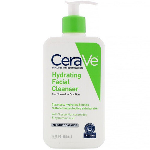 Cerave - Hydrating Facial Cleanser (355 ml)