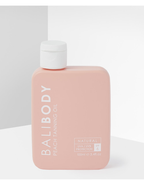 Bali Body - Peach Tanning Oil - 100ml
