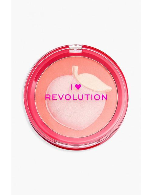 Makeup Revolution London - I Heart Revolution Fruity Blusher & Highlighter