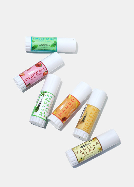 Beauty Treats - Natural Lip Balm