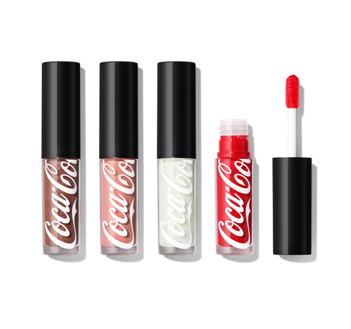 Morphe Brushes - Coca Cola Collection - Lip In The Moment Set (LE)
