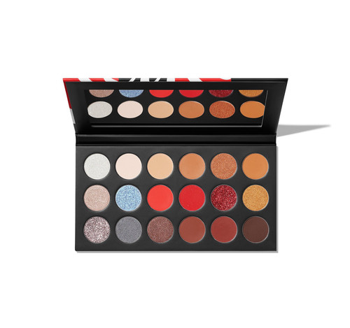 Morphe Brushes - Coca Cola Collection - Thirst For Life Artistry Palette (LE)
