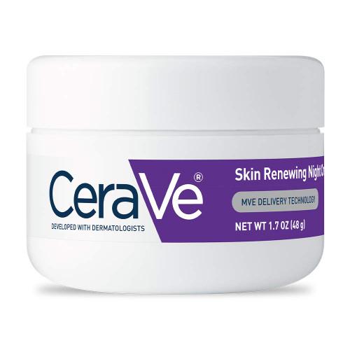 Cerave - Skin Renewing Night Cream (1.7oz)