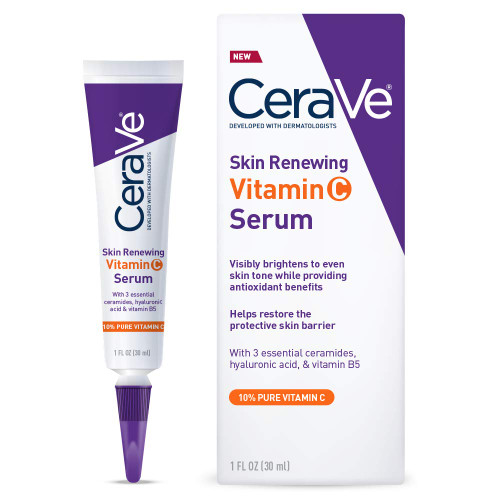 Cerave - Skin Renewing Vitamin C Serum (30ml)