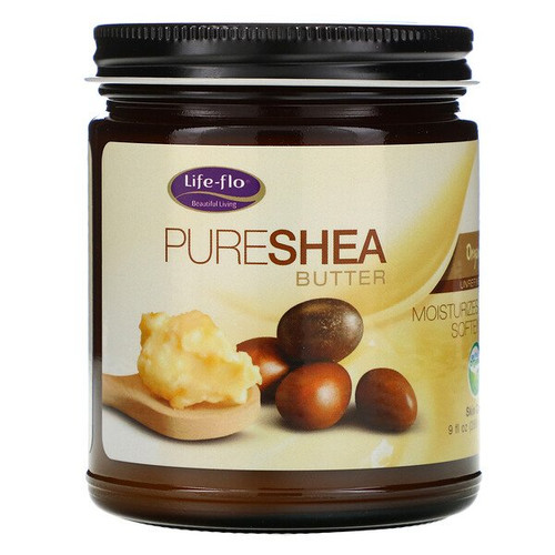 Life Flo - Pure Shea Butter Skin Care (266 ml)