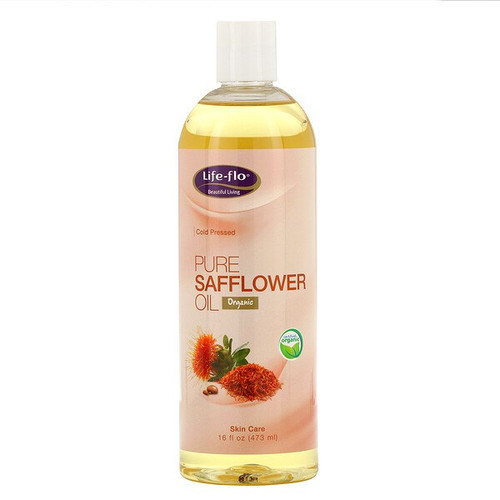Life Flo - Pure Safflower Oil Skin Care (473 ml)