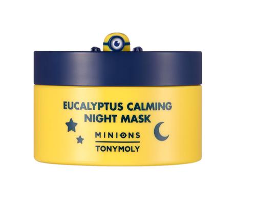 Tony Moly - Minion - Eucalyptus Calming Night Mask (80ml)