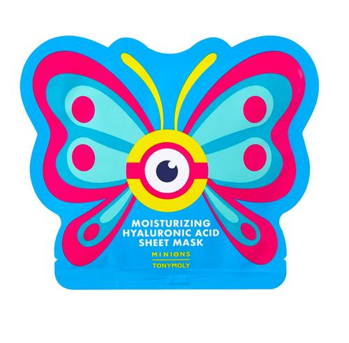 Tony Moly - Minions - Moisturizing Hyaluronic Acid Mask