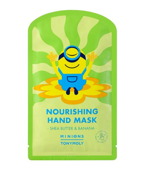 Tony Moly - Minions - Nourishing Banana Hand Mask