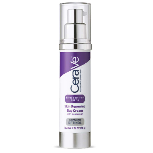 Cerave - Skin Renewing Day Cream with Sunscreen - SPF 30