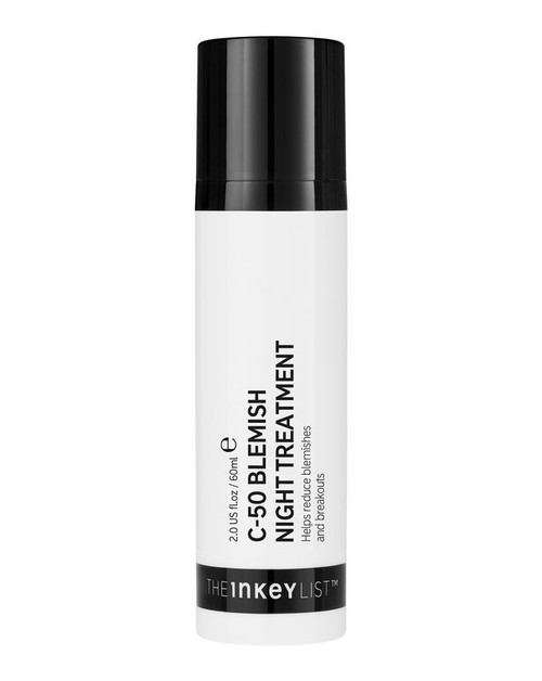 The Inkey List - C-50 Blemish Night Treatment (60ml)