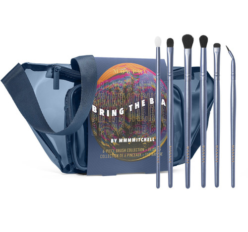 Morphe Brushes - The Main Event Collection - Bring The Beat By MMMMitchell Brush Set (LE)