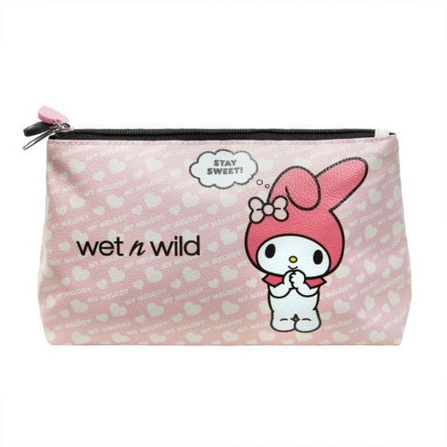 Wet n Wild - My Melody & Kuromi - Cosmetic Bag (LE)