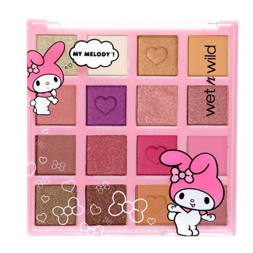 Wet n Wild - My Melody & Kuromi Collection - My Melody Shadow Palette (LE)