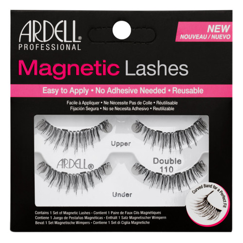 Ardell - Magnetic Lashes - Reusable - Double 110