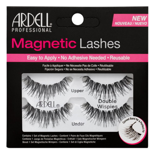 Ardell - Magnetic Lashes - Reusable - Double Wispies