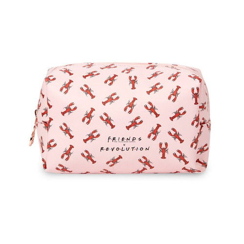 Makeup Revolution London - Friends Collection - Lobster Cosmetic Bag (LE)