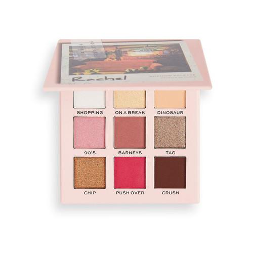 Makeup Revolution London - Friends Collection - Rachel Eyeshadow Palette (LE)