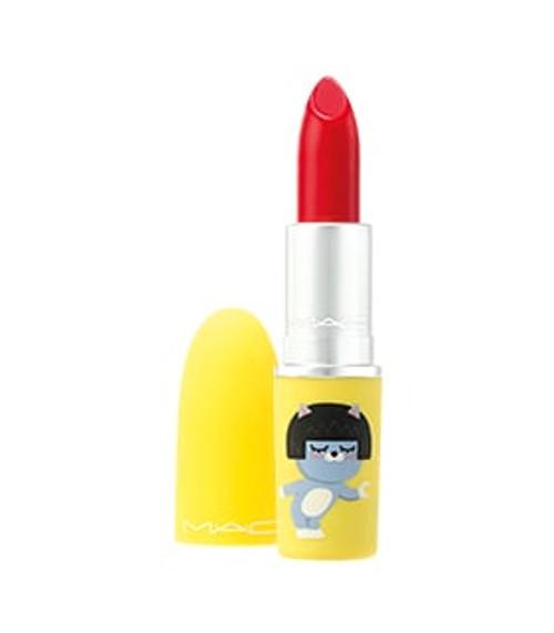 Mac - Love Lips - Kakao Friends -Lipstick - Lady Danger (Matte)