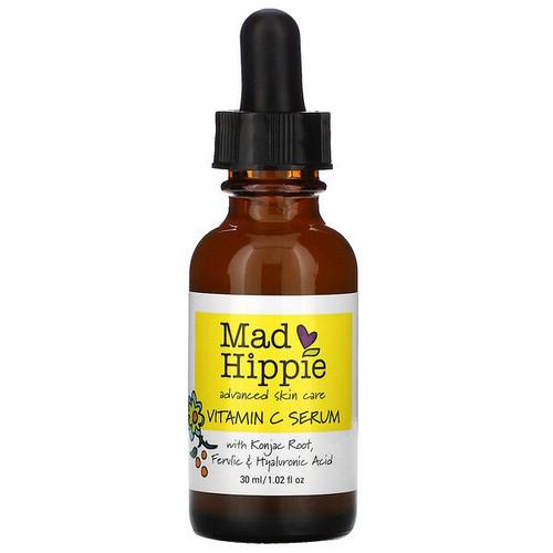 Mad Hippie - Vitamin C Serum -8 Actives (30 ml)