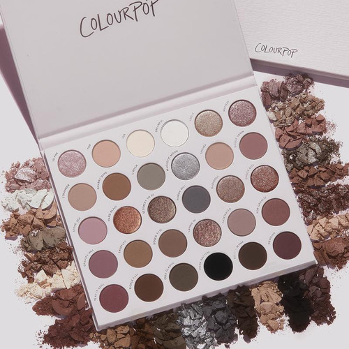 Colourpop - Stone Cold Fox Eyeshadow Palette (LE)