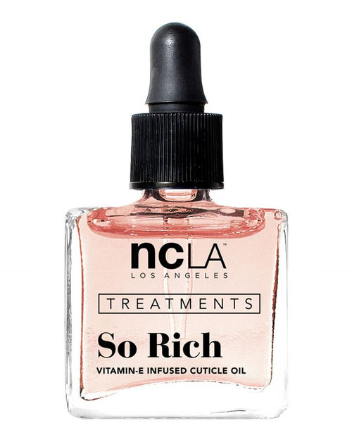 NCLA Beauty - So Rich Vitamin-E Infused Cuticle Oil (Peach Vanilla)
