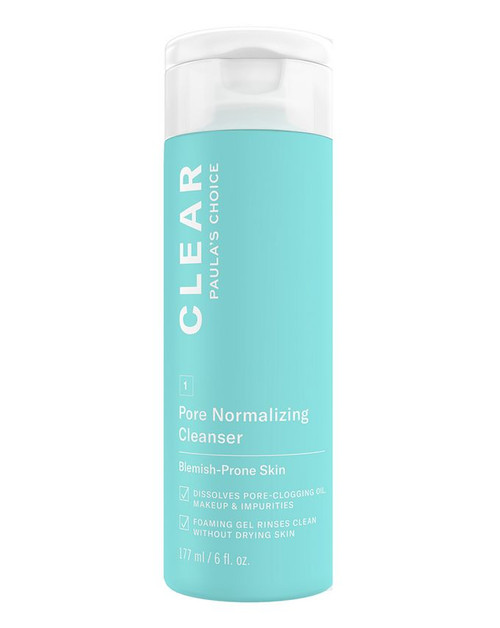 Paula's Choice - Clear Pore Normalizing Cleanser (177ml)