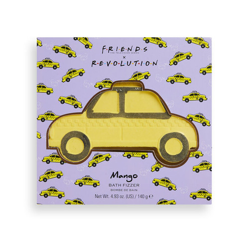 Makeup Revolution London - Friends 2 - Taxi Bath Fizzer (LE)