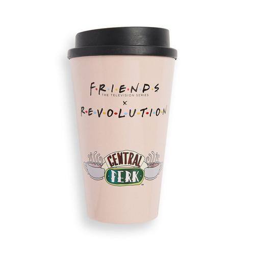Makeup Revolution London - Friends 2 - Espresso Body Scrub & Reusable Cup (LE)