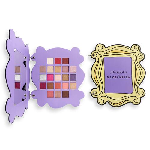 Makeup Revolution London - Friends 2 - Open The Door Eyeshadow Palette (LE)