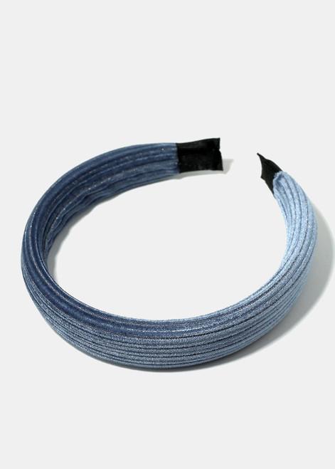 Glitter Velvet Headband