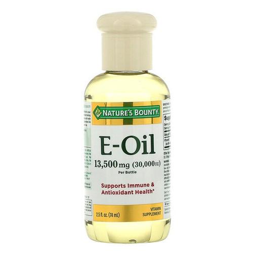 Nature's Bounty - Vitamin E-Oil -  30,000 IU (74 ml)