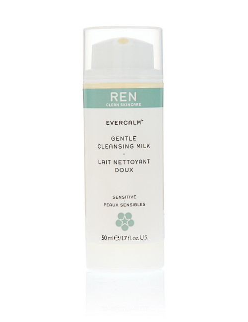 Ren Clean Skincare -Evercalm Gentle Cleansing Milk ( 50ml )
