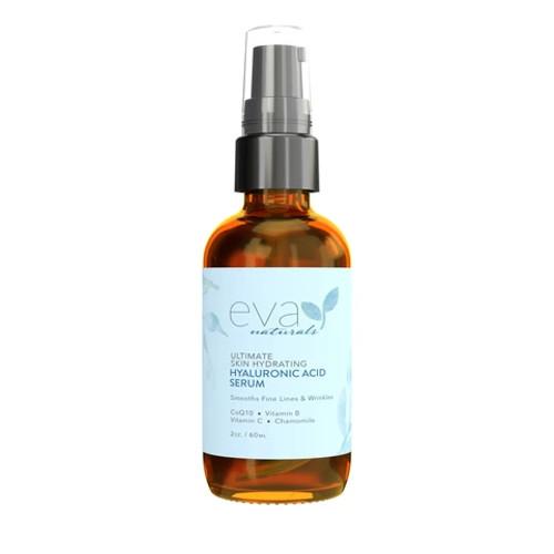Eva Naturals - Hyaluronic Acid Hydrating Serum - (60ml)