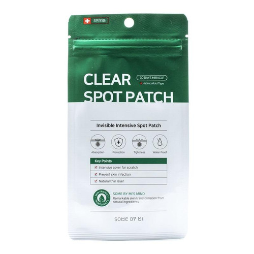 Some By Mi - Clear Spot Patch (18 PATCHES)