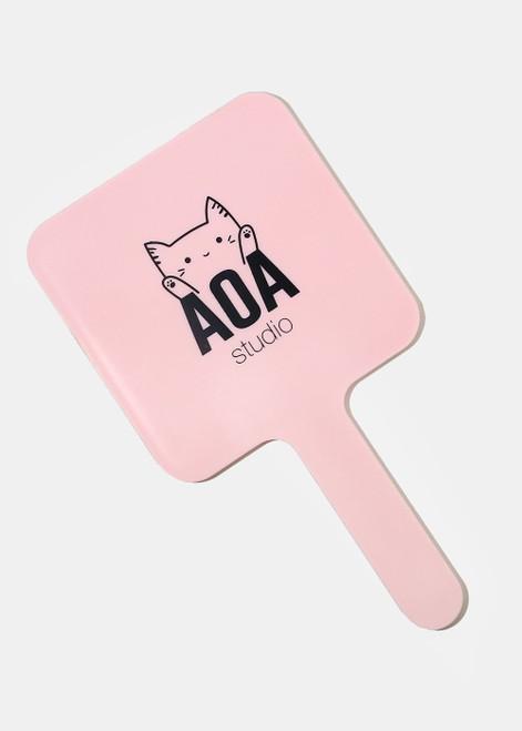 Aoa Studio - Paw Paw: Mirror  (Pink)