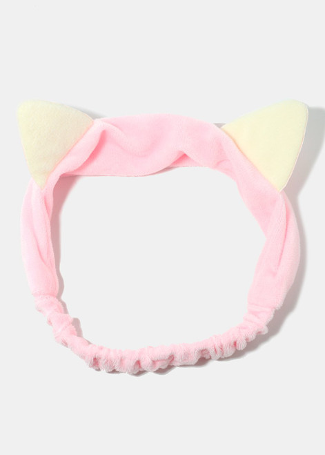 Aoa Studio - Cat Ears Spa Headband