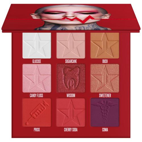 Jeffreestar Cosmetics - Blood Sugar Mini Palette (LE)