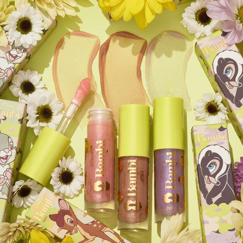 Colourpop - Disney Bambi - Lux Gloss Kit - Tiwtterpated (LE)