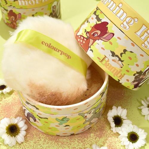 Colourpop - Disney Bambi - Pixie Puff Highlighter - Morning Light (LE)