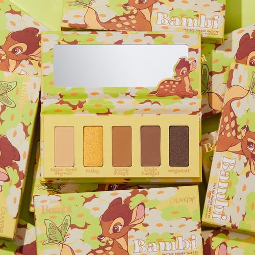 Colourpop - Disney Bambi - Eyeshadow Palette - Bambi (LE)