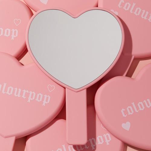 Colourpop - Heart to Heart Hand Mirror (LE)