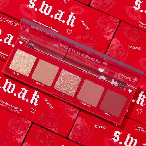 Colourpop - Shadow Palette - Swak (LE)