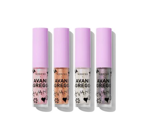 Morphe Brushes - Avani Gregg Collection - Lil Beb Mini Lip Gloss Kit (LE)