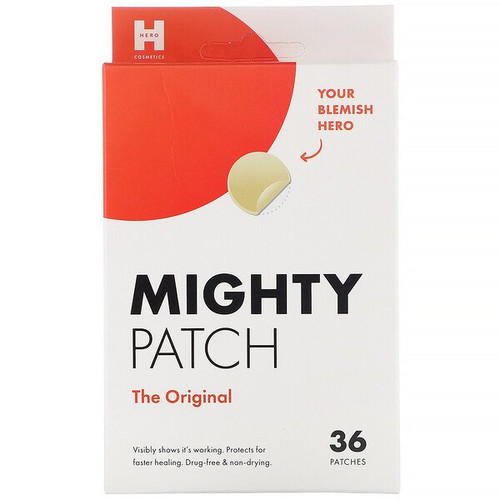 Hero Cosmetics - Mighty Patch, The Original (36 Patches)