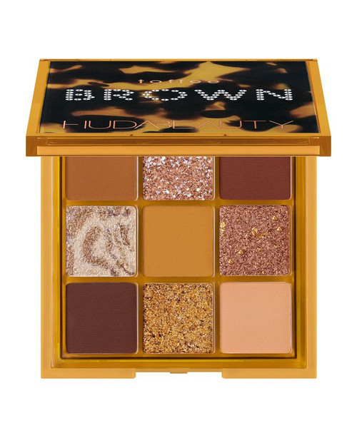 Huda Beauty -  Toffee Brown Obsessions
